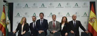 Andalucía declara la guerra a la burocracia tejida por el PSOE durante décadas