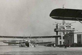 Así se evitaba que los aviones chocaran en el aire hace 100 años... Aunque parezca absurdo