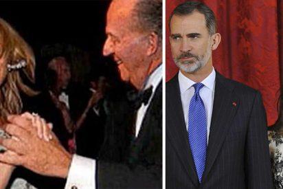 La gota que colma el vaso en Casa Real: Juan Carlos I donó a Corinna y su hijo un pastizal abrumador