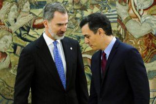 Felipe VI y su premonitoria frase a Pedro Sánchez al jurar como presidente: