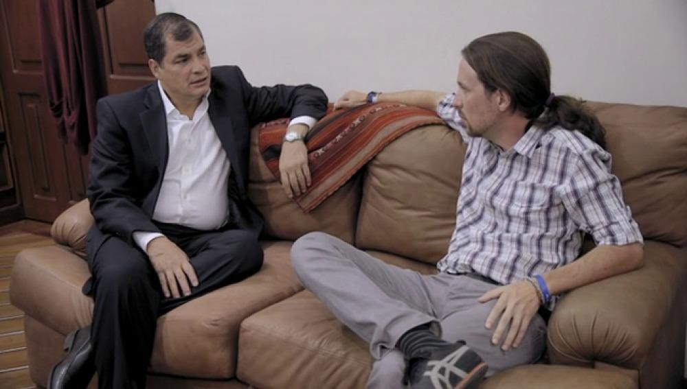 Pablo Iglesias y el espía español de Assange, 'salpicados' en el juicio por los secuestros políticos de Rafael Correa en Ecuador