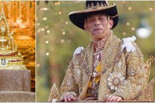 El rey de Tailandia abandona el país para confinarse en un lujoso hotel en Alemania y la ola de críticas es monumental