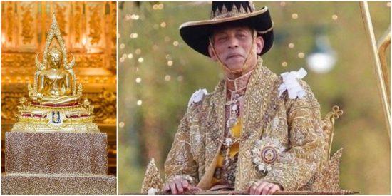 El rey de Tailandia abandona el país y se confina con 20 concubinas en un lujoso hotel en Alemania