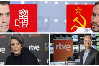 La guerra civil entre PSOE y Podemos en el Gobierno se traslada a RTVE