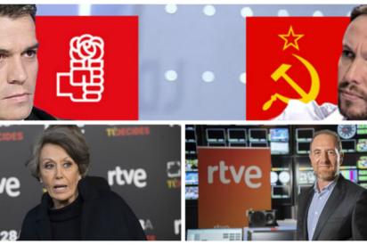 La guerra civil entre PSOE y Podemos se traslada a RTVE: UGT y CCOO, a puñalada limpia por el control de los Informativos