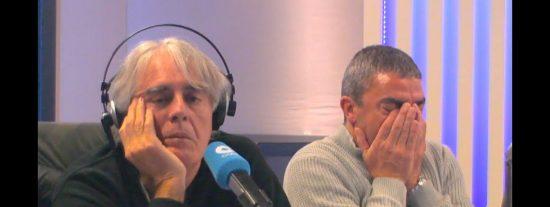 """El dramático testimonio de Siro López tras la hospitalización de su mujer: """"Todo esto es muy jodido"""""""