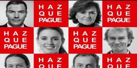Pedro Sánchez da positivo en el 'test de incompetencia' mientras Pablo Iglesias se la mete doblada