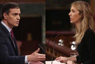 El 'bombazo' de Cayetana contra la ineptitud de Sánchez que pone a aullar a podemitas y socialistas con las fábulas de los recortes