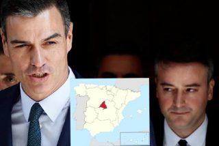 Coronavirus: el Gobierno socialcomunista planea cerrar la Comunidad de Madrid 15 días por tierra y aire