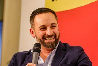 Santiago Abascal acusa al Gobierno socialcomunista de Sánchez de pasar de