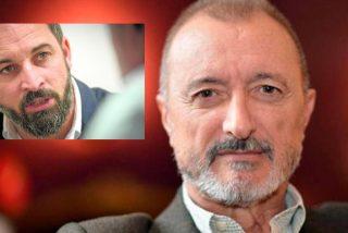 La estremecedora confesión de Santiago Abascal a Pérez-Reverte que encoge al alma a España