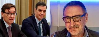 Herrera vacuna al incompetente Sánchez con la hemeroteca del ébola: