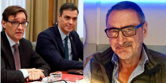 """Herrera vacuna al incompetente Sánchez con la hemeroteca del ébola: """"¡Qué clase de poca vergüenza!"""""""