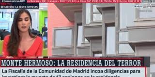 El Quilombo / laSexta criminaliza a una residencia de ancianos para echarle los muertos a Ayuso pero exculpa a otra por ser del Padre Ángel