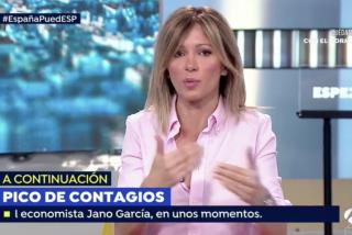 El Quilombo / Susanna Griso se lava las manos y culpa al Gobierno por no haberla alertado del peligro que corrían las mujeres el 8-M