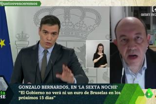 El Quilombo / El economista más servil al Gobierno se pasea por las televisiones elogiando a Sánchez: