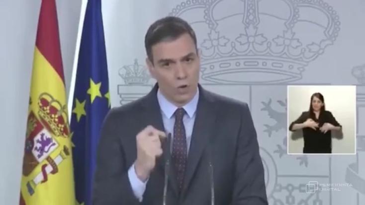 La última negligencia de Pedro Sánchez en la crisis del coronavirus cuesta vidas