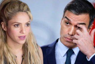 Shakira sacude duro a Sánchez y a su ideas de 'bombero':