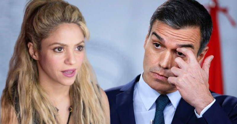 """Shakira sacude duro a Sánchez y a su ideas de 'bombero': """"Si los perros pasean, los niños también"""""""