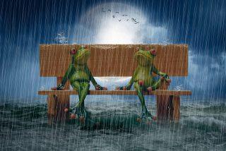 Pronóstico del Tiempo: llega a España una DANA con lluvias intensas y frío