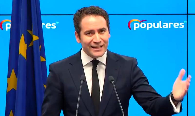 """Teodoro García (PP) exige el rescate inmediato de los autónomos españoles: """"A cero ingresos, cero impuestos"""""""