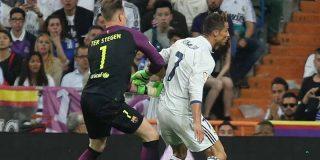 La lección de Ter Stegen a Cristiano Ronaldo por el coronavirus: