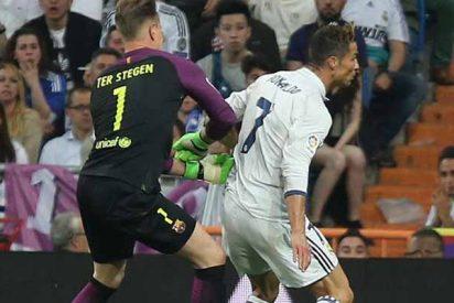"""La lección de Ter Stegen a Cristiano Ronaldo por el coronavirus: """"Hay que estar en casa, no somos una excepción"""""""