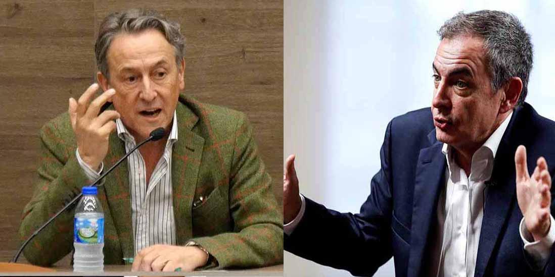 """Hermann Tertsch estalla contra Zapatero y le hace una breve biografía: """"el español maldito"""""""