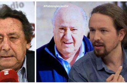 El homenaje de Ussía a Amancio Ortega que toda España aplaude a rabiar salvo la turba podemita