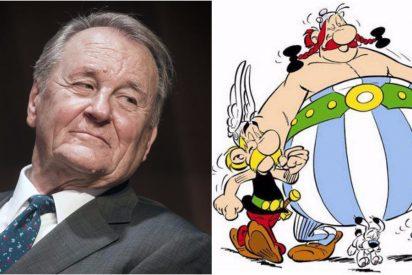 Muere Uderzo, el 'padre' de Astérix y Obélix, tras 92 años de magia y aventuras