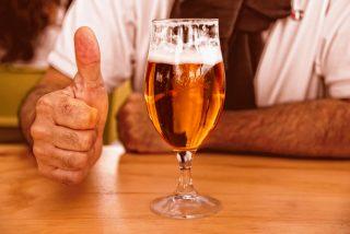 Chiste: el del coronavirus, el confinamiento, el amor y la cerveza