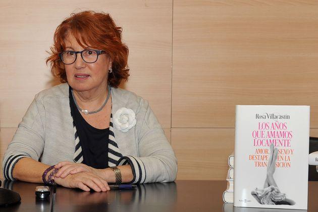 Rosa Villacastín presume del 8-M en el que se contagió Irene Montero y le cae la 'peste china'