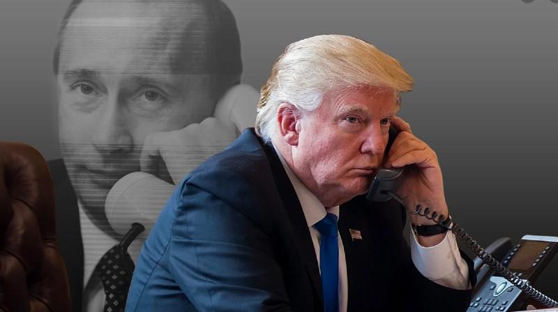 """Donald Trump a Vladimir Putin: """"La situación en Venezuela es insostenible y Maduro está acabado"""""""