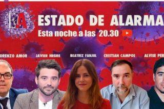 Estado de alarma: ¿Tiene Pablo Iglesias una UVI móvil en su chalé de Galapagar?