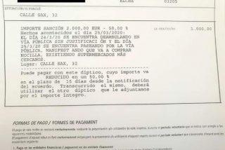 Confinamiento: el bocadillo de Nocilla más caro de la historia le cuesta 2.000 euros a un 'avispado'