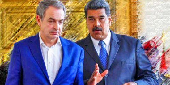 """La represión chavista a las ONG salpica a Zapatero: """"Es un partidario y promotor de la dictadura venezolana"""""""