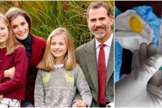 El coronavirus embiste a la Familia Real y Felipe VI y doña Letizia lo 'hacen público'