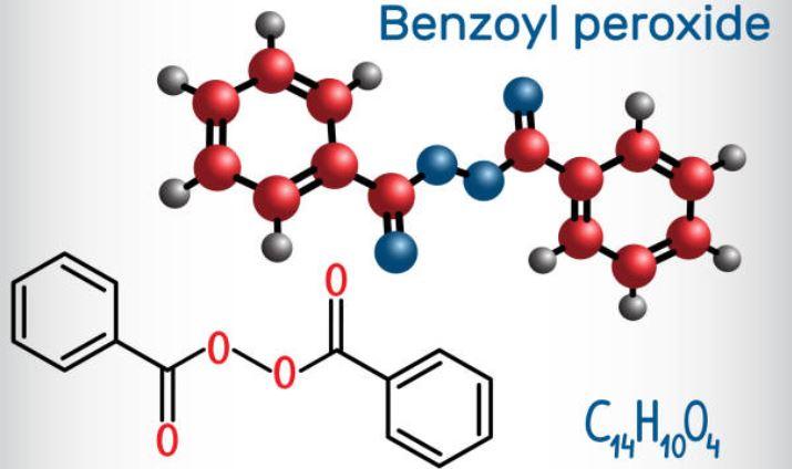 Peróxido de benzoilo o ácido salicílico