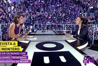 Ana Pastor invita a Irene Montero para celebrar juntas el 8-M y acaban enzarzadas por la demagogia de la podemita con las menores prostituidas de Baleares