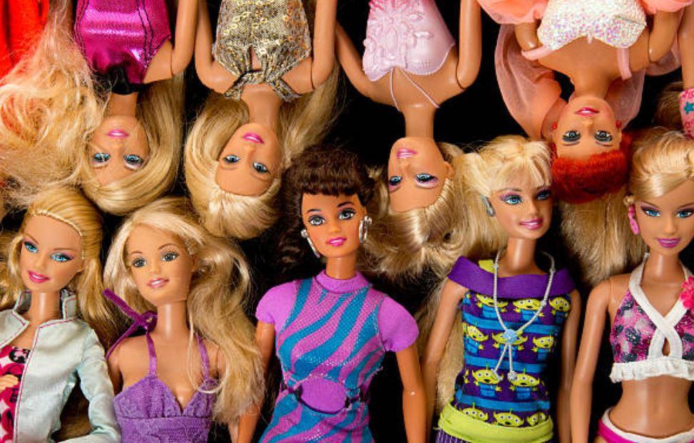 Labial de Barbie en MAC