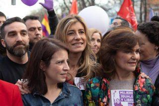 La insensatez del 8-M costará miles de millones de euros y contagios: Begoña Gómez, con conoravirus