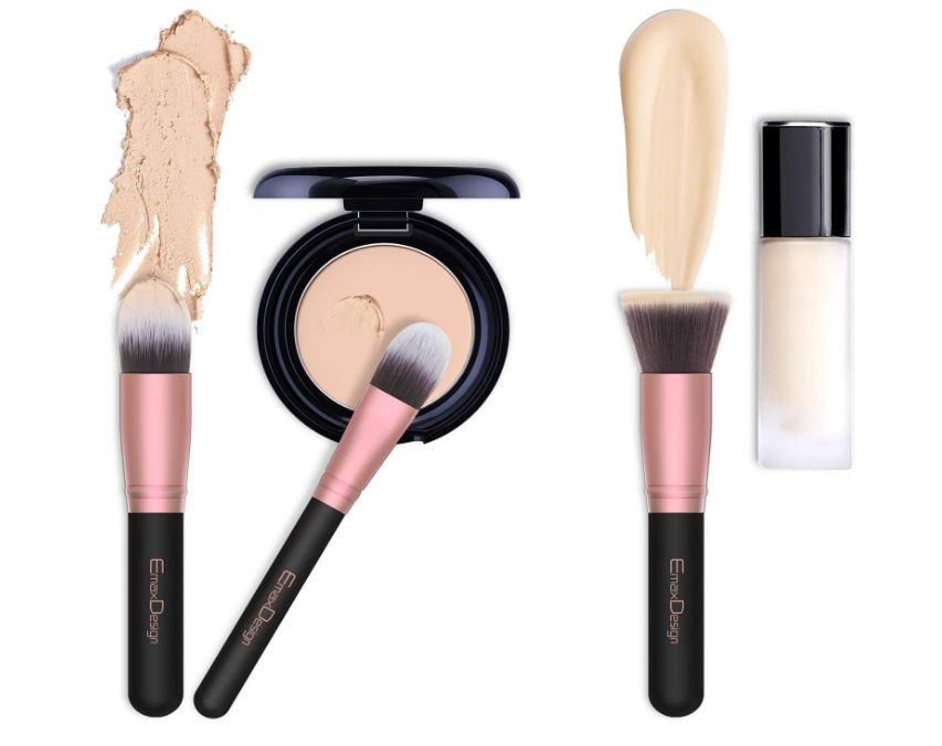 Brochas de maquillaje más vendidas en Amazon