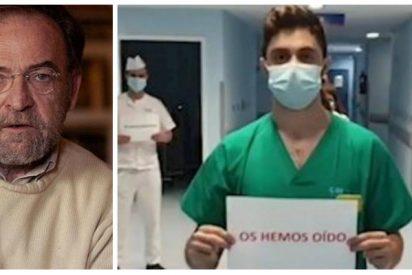Antonio Burgos revela lo que se hubiese oído en las calles si la crisis del coronavirus cae con un Gobierno del PP