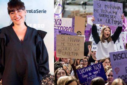 Te dolerán las manos de aplaudir: la actriz Candela Peña destroza el discurso 'feminazi' con estas dosis de sentido común