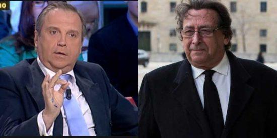 El socialista Carmona insulta a Alfonso Ussía: «Sinvergüenza, gilipollas, desdentado, peinaovejas»