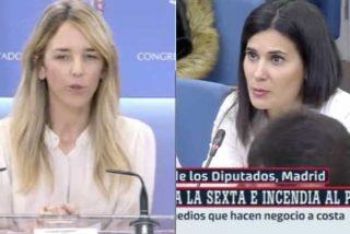 laSexta sigue llorando por la libertad de expresión y Cayetana Álvarez de Toledo les da su medicina: