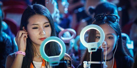 Cómo la industria del streaming en China se beneficia del coronavirus