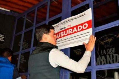 Madrid cierra a cal y canto: sólo farmacias y alimentación abrirán sus puertas