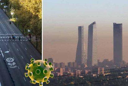 El coronavirus está matando en Madrid... ¿pero a cuántos salva la bajada de la contaminación por el 'parón' en la ciudad?