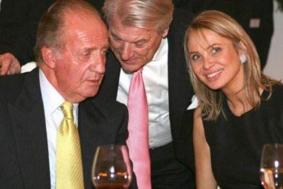 Amenaza Corinna: guarda explosivos vídeos del Rey Juan Carlos sobre Don Felipe y Doña Letizia